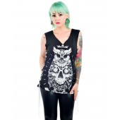 Regal Owl Vest