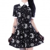 Moon Hippie Dress