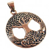 Tree Of Life Celtic Pendant