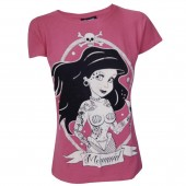 Tattooed Little Mermaid T-shirt