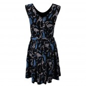 Swan Skeleton Classic Dress