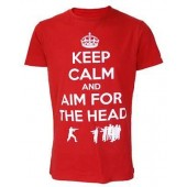 Aim For The Head T-shirt