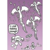 I Like Nasty Things Poster