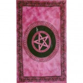 Pentagram Single Bedspread