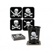 Pirate Coaster Set