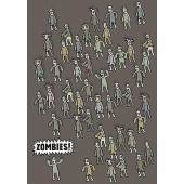 Zombies Cute Comedy Horror Poster