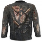 Zombie Wrap Long Sleeved T-shirt