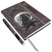 Witches Spell Book & Pen