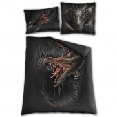 Majestic Draco Double Bedding Set