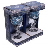 Wild At Heart Twin Goblet Set