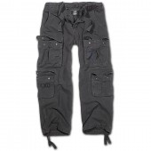 Black Pure Vintage Trouser