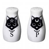 Cats Salt & Pepper Set