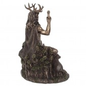 Cernunnos and Animals Figurine