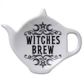 Witches Brew Tea Spoon Rest