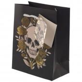 Skulls Roses Gift Bag