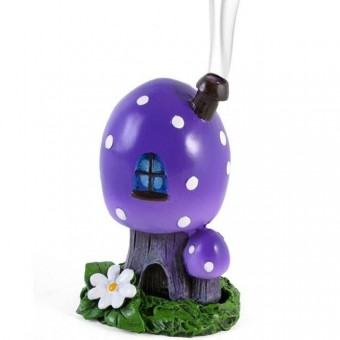 Lisa Parker-Purple Toadstool Incense Burner