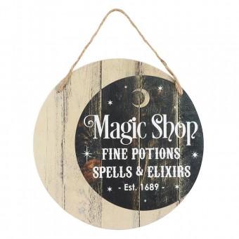 -Magic Shop Sign
