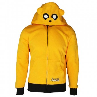 Adventure Time-Jake Hooded Top