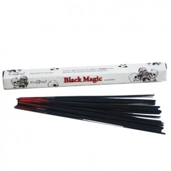 Black Magic Incense Sticks