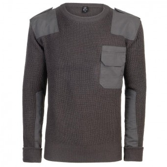 -Anthracite BW Pullover