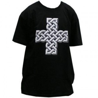 Cleo Gifts-Celtic Knot Cross T-shirt