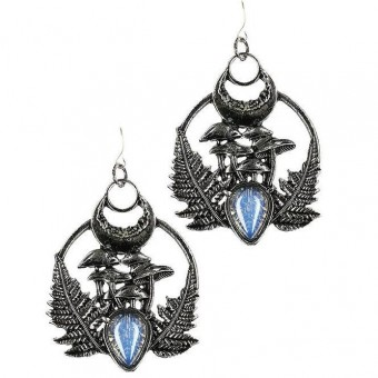-Magical Forest Earrings