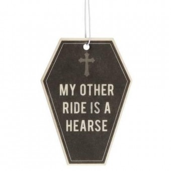 Phoenixx Rising-Other Ride Is A Hearse Air Freshener