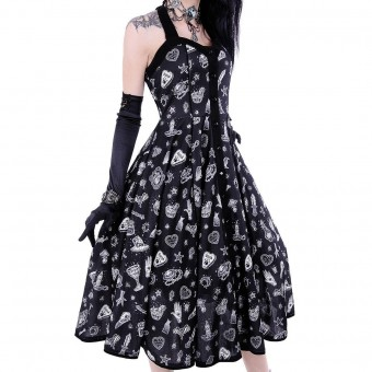 Restyle-Witchy Long Dress