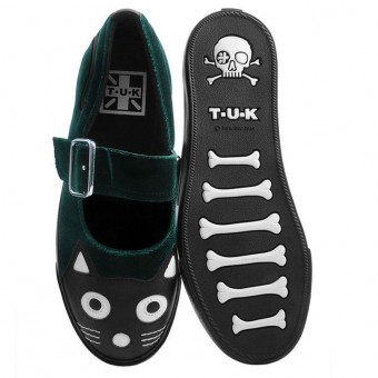 Kitty Mary Jane Sneakers