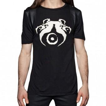 Phoenixx Rising-Distressed Industrial Screen T-shirt