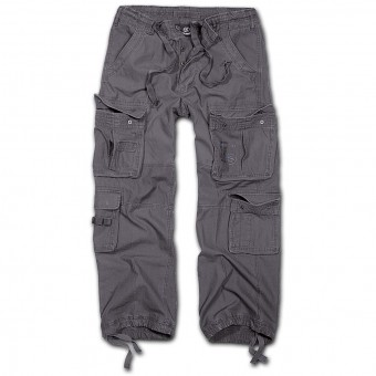 -Anthracite Pure Vintage Trouser
