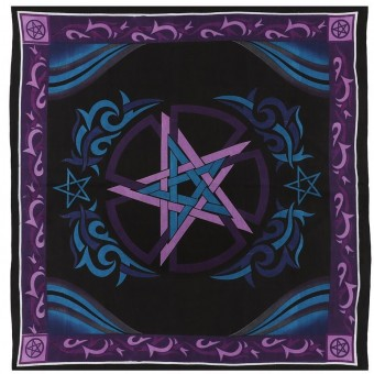 Something Different-Pentacle Altar Cloth