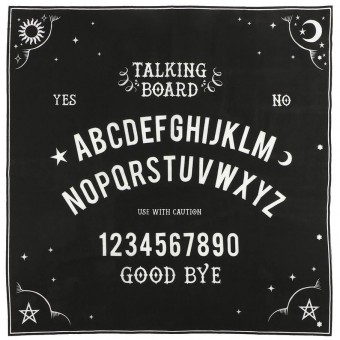 Something Different-Talking Board Altar Cloth