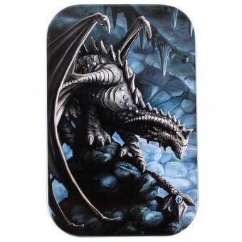 Anne Stokes-Rock Dragon Tin