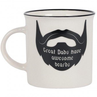 Something Different-Dads Beard Mug