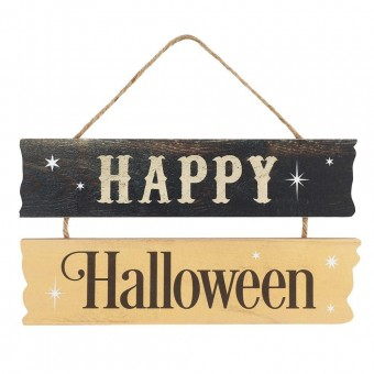 Phoenixx Rising-Happy Halloween Sign