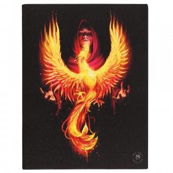 Anne Stokes-Phoenix Rising Canvas