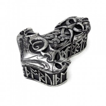 Alchemy Gothic-Thors Hammer Trinket Box