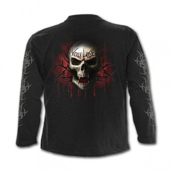 Game Over Long Sleeved T-shirt