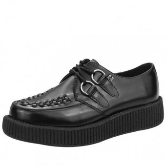 T.U.K. Footwear-Viva Low Sole Creeper