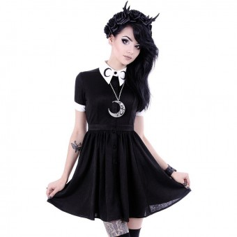 Moon Blouse Dress