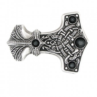 Thunder Hammer Buckle