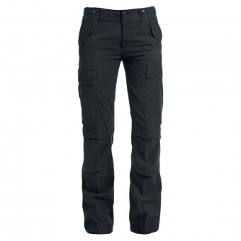 Black M65 Trouser