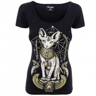 -Egyptian Sphinx T-shirt
