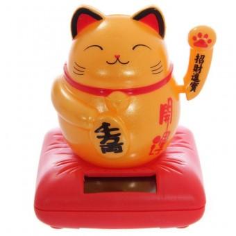 Puckator-Lucky Cat Solar Pal