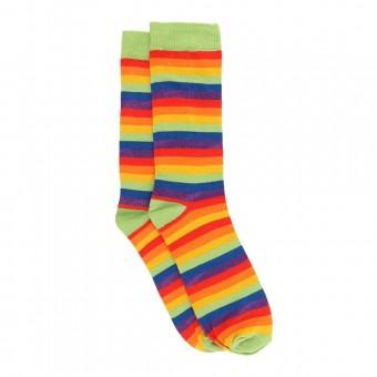 Something Different-Rainbow Socks L