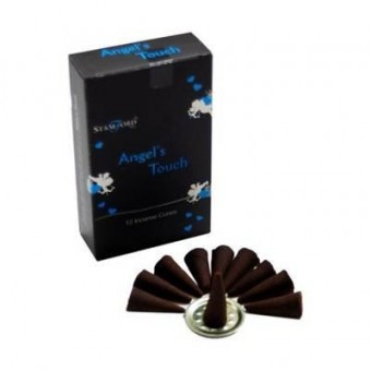 Stamford Incense-Angels Touch Incense Cones