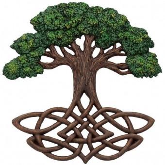 Nemesis Now-Tree of Life Plaque