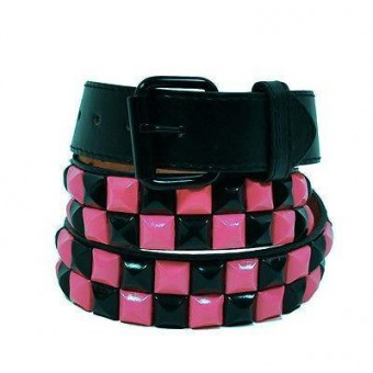 Cleo Gifts-Pyramid Stud Belt
