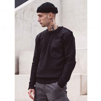 Black BW Pullover
